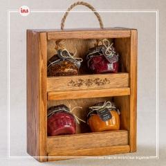 Ящик для баночек